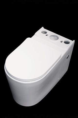 Potti Junior Toilet Pan (Bari)