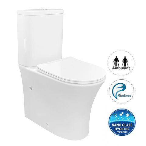 Newport Toilet Suite