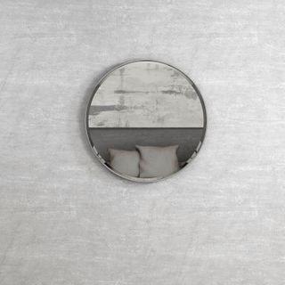 London Chrome Mirror 700mm
