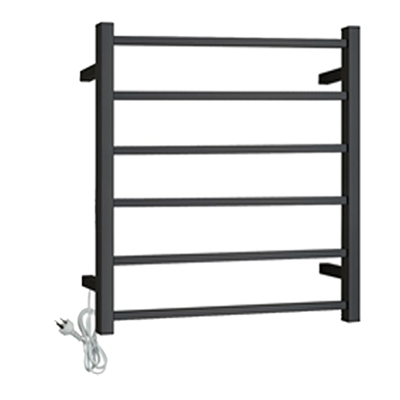 Heat Towel Rail 6 Bars Sq Un B