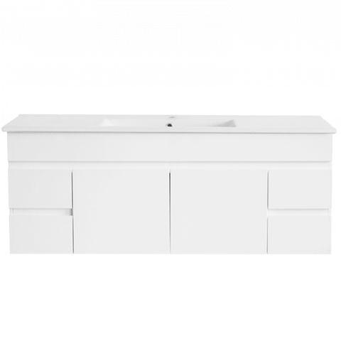 PVC 1500x460 Vanity WH