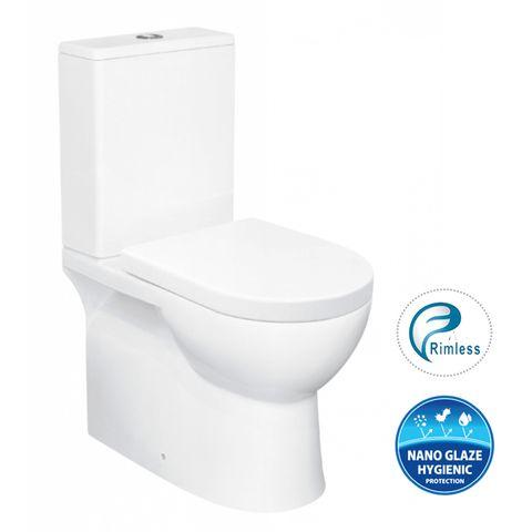 Bella Rimless Toilet Suite