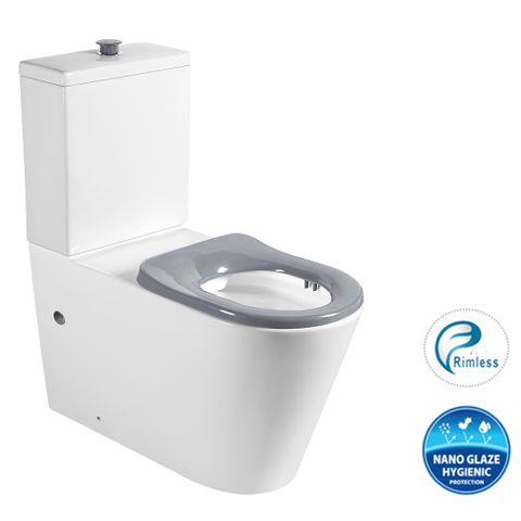 Wellness Rimless Toilet Suite