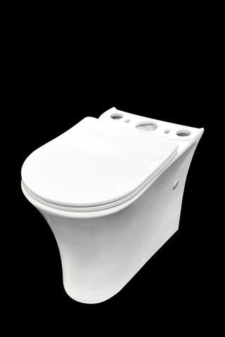 Newport Toilet Pan