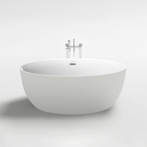 Nardo Oval Bathtub 1500