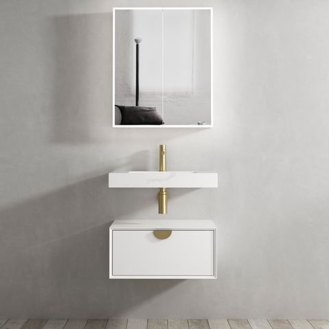 Moonlight Wallhung Cabinet 600
