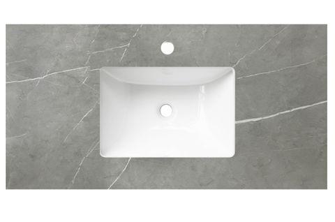 750 Stone Grey  UM with Basin