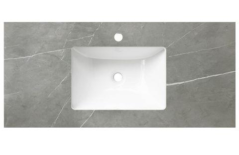 1200 Stone Grey UM with Basin