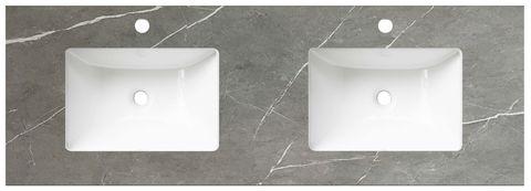 1500 Stone Grey UM with Basin
