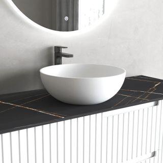 London Solid surface basin
