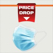 Price Drop on Facemasks!