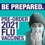 Pre-Order Flu Vaccines for 2021
