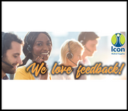 We'd love YOUR feedback!