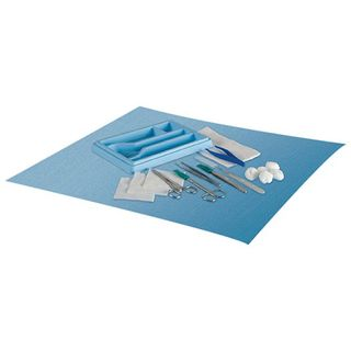 Disposable Dressing and Suture Packs