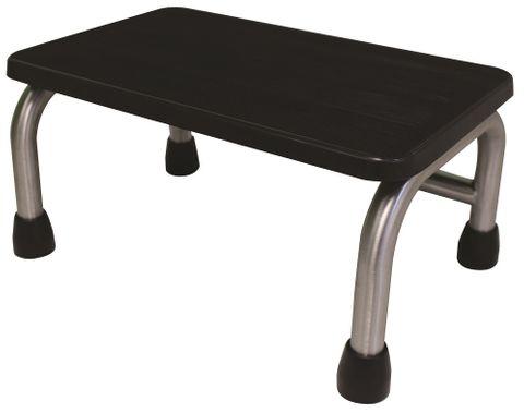 STOOL STEP UP SINGLE BLACK (TR6001)