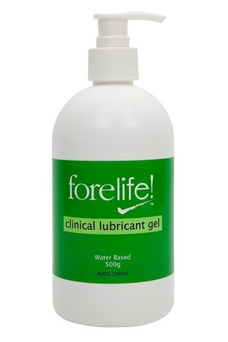 LUBRICATING GEL CLINICAL FORELIFE 500G