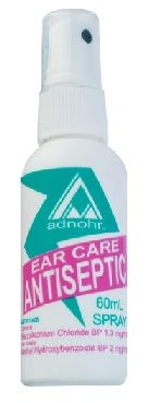 ANTISEPTIC EAR SPRAY 60ML