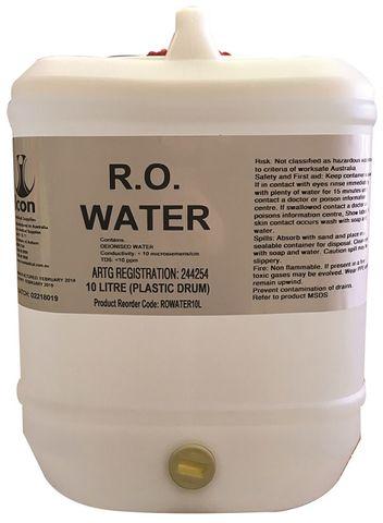 RO WATER 10 LITRE