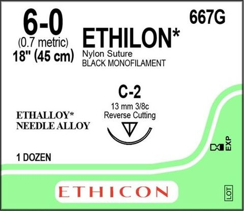 ETHICON ETHILON SUTURE