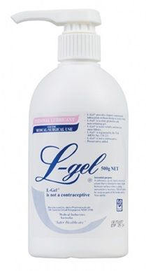 L-GEL LUBRICANT GEL