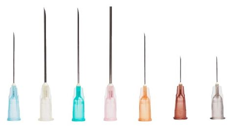 NIPRO HYPODERMIC NEEDLES