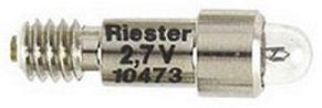BULB 10473/11900 2.7V VACUUM RIESTER