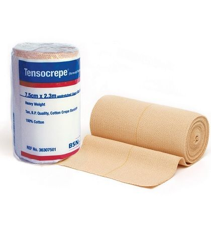 TENSOCREPE HEAVY WEIGHT TAN
