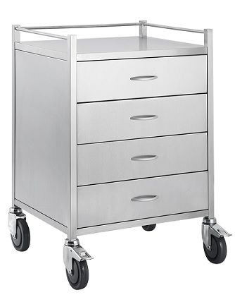 AHAD 4 DRAWER TROLLEY (TOP)