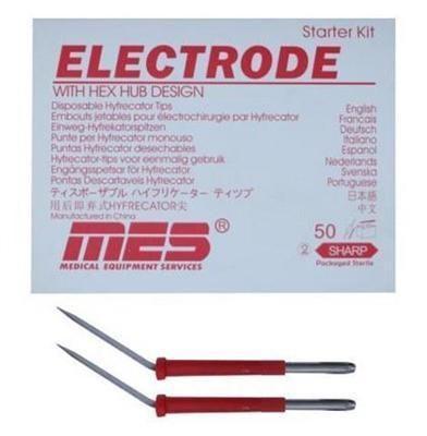 ELECTRODE TIPS SHARP N/S MES
