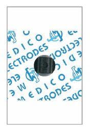 ELECTRODE ECG BANANA VERMED 32MM