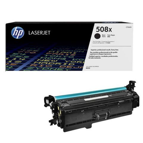 HP508X BLACK LASERJET TONER FOR M577F
