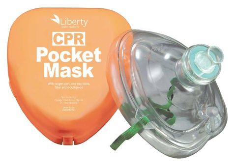 RESUSCITATOR CPR POCKET ADULT