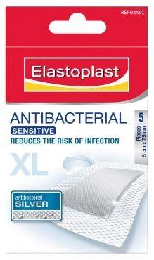 PLASTER SENSITIVE ANTIBACTERIAL ELASTOPL