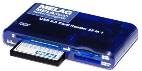 MELAFLASH CARD READER ONLY