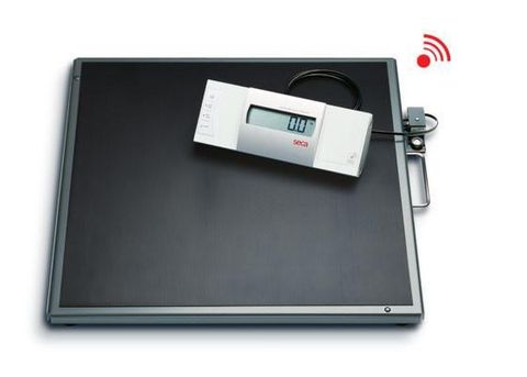 SCALE DIGITAL FLOOR BARIATRIC SECA 634