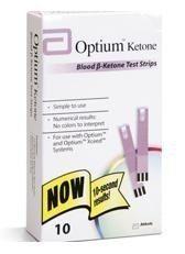 OPTIUM KETONE STRIPS