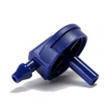 PLUG CONNECTOR OMRON BLUE LARGE