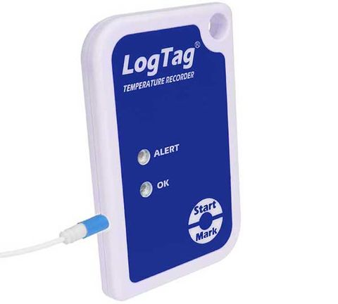 LOGTAG MODEL TREX-8 WITH EXTERNAL PROBE