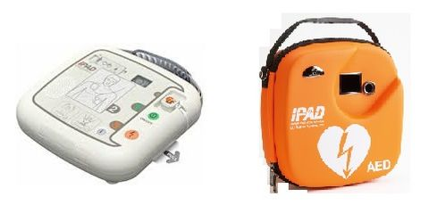 SP1 DEFIB WITH CARRY CASE