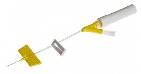 SAF-T-INTIMA INTEGRATED SAFETY CATHETER
