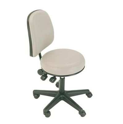 STOOL SURGEON WITH BACK REST
