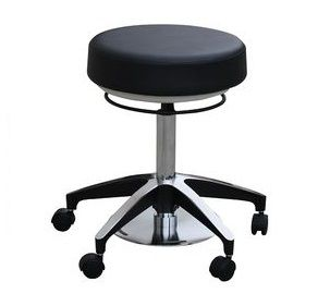STOOL SURGEON WITH FOOT CONTROL