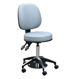 STOOL SURGEON FOOT CONTROL BACK REST