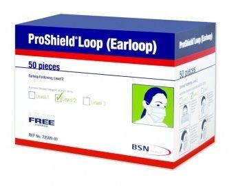 FACEMASK EARLOOP PROSHIELD (72509-01)