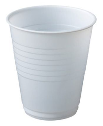CUPS PLASTIC DRINKING 200ML