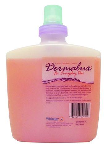 DERMALUX HAND SOAP