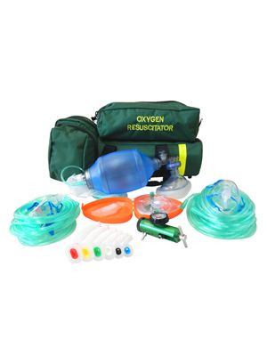 DELUXE OXYGEN THERAPY KIT