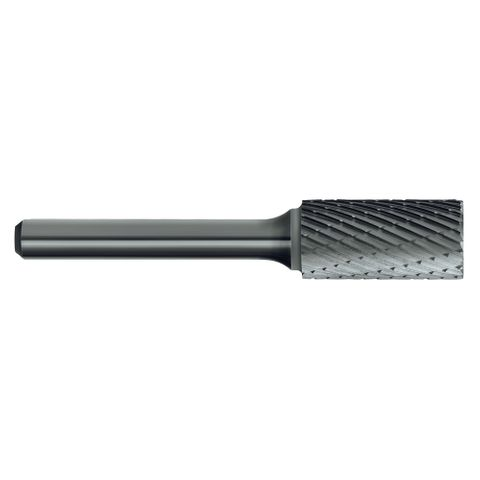 CYLINDRICAL SQUARE DOUBLE CUT 6MM SHANK