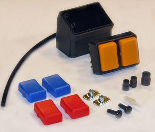 Lumbar Switch. Valve & Housing. 6500/517