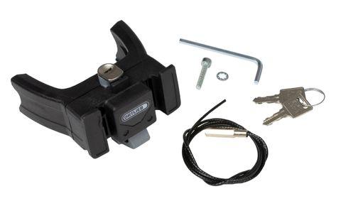 Ortlieb Handlebar Mounting Set E-Bike + Lock